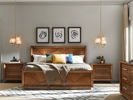 Popular Stanley Furniture Panavista Goldenrod Panel Bed Bedroom Set Style - stanley bedroom furniture Idea