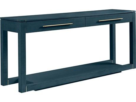 Stanley Furniture Panavista Oceanic 78''W x 18.5''D Floating Parsons Sideboard