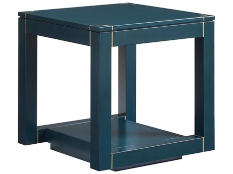 Stanley Furniture Panavista Oceanic 25'' Square Floating Parsons End Table