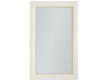 Stanley Furniture Panavista Pearl 46''W x 75''H Rectangular Panorama Floor Mirror