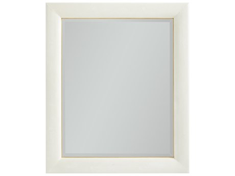 Stanley Furniture Panavista Pearl 38.5''W x 48''H Rectangular Panorama Portrait Mirror