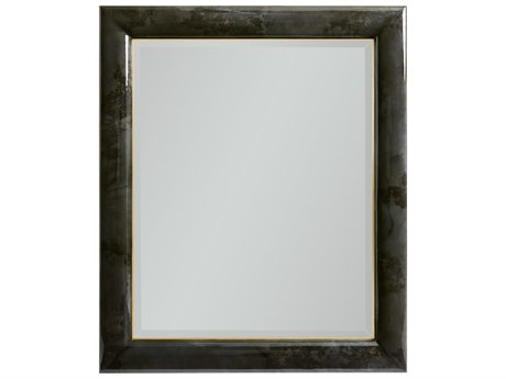 Stanley Furniture Panavista Graphite 38.5''W x 48''H Rectangular Panorama Portrait Mirror