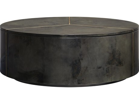 Stanley Furniture Panavista Graphite 48'' Round Sundial Cocktail Table