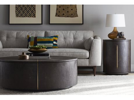 Stanley Furniture Panavista Graphite Living Room Table Set