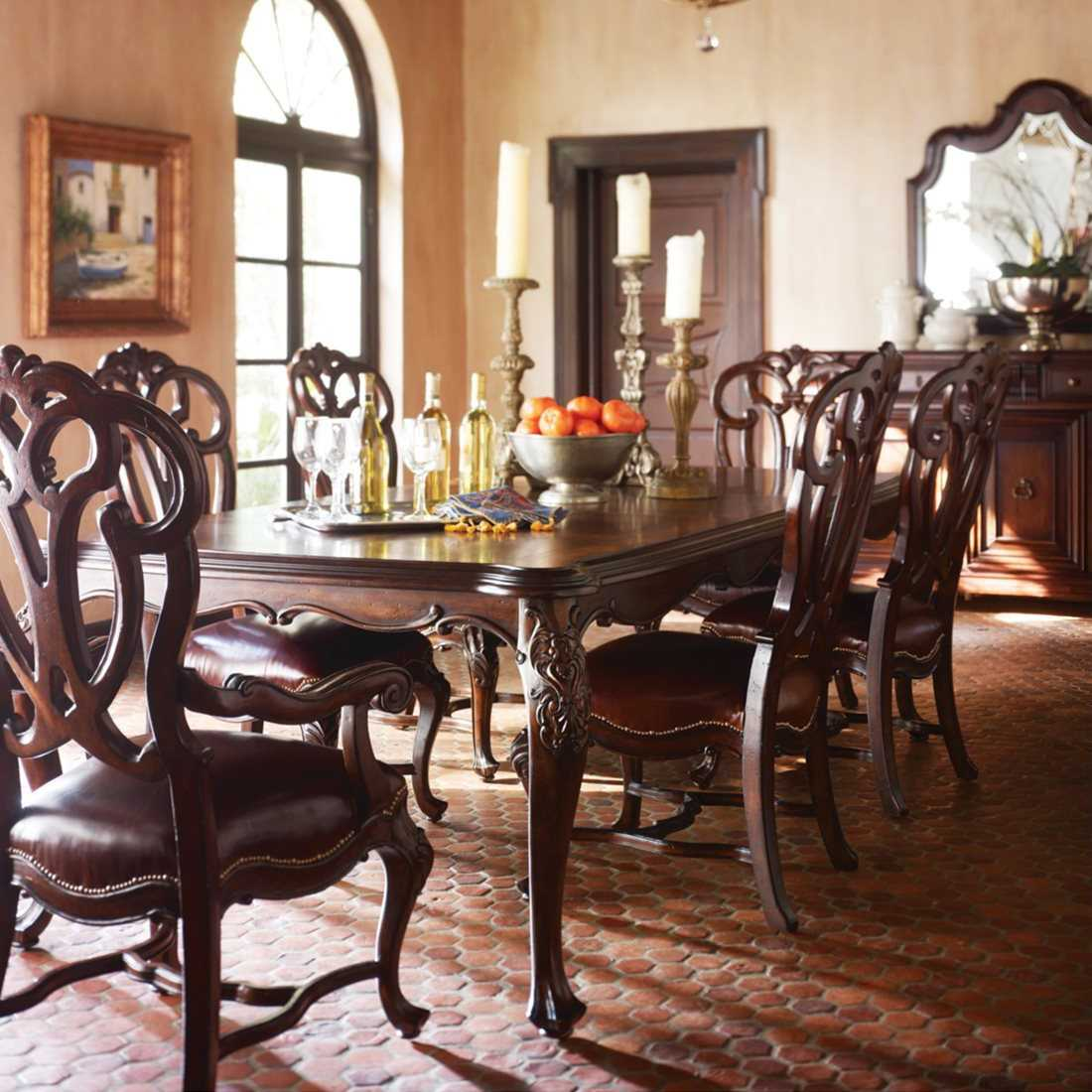 Stanley Dining Room Furniture: Stanley Furniture Costa Del Sol Dining Set
