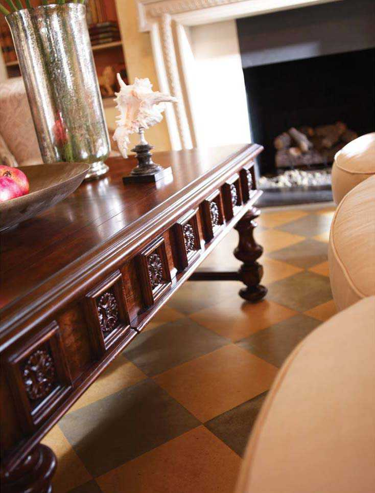 ... Stanley Furniture Costa Del Sol Cordova 61u0027u0027 X 44u0027u0027 Rectangular  Sottotesto Passage