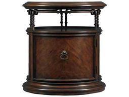Stanley Furniture Costa Del Sol Cordova 28'' Round Volute Capstan Table