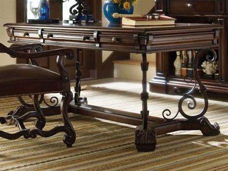 Stanley Furniture Costa Del Sol Cordova 62'' x 32'' Rectangular Affari Privi Business Table