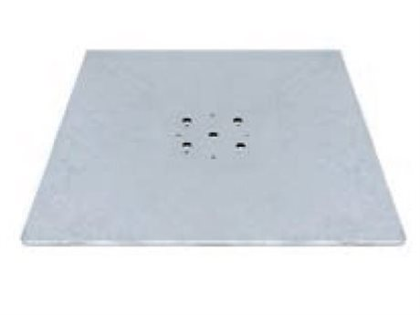 Shademaker Heavy Duty 100lb Steel Base Weight