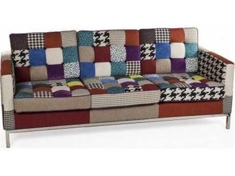 Stilnovo Draper Patchwork Sofa Couch