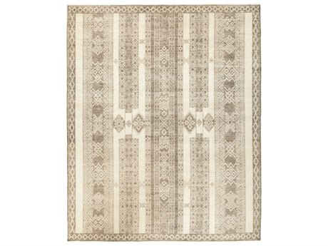 Solo Rugs African Gray 8'3'' x 9'10'' Rectangular Area Rug