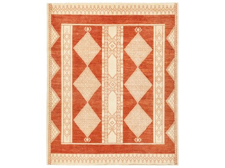 Solo Rugs African Red 8'2'' x 9'8'' Rectangular Area Rug