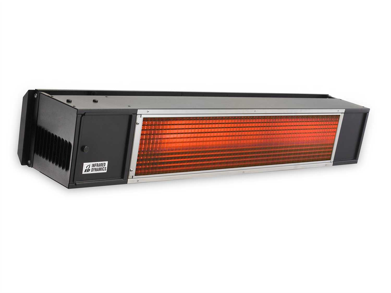 Sunpak S25 Steel Black Infrared Outdoor Heater