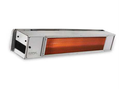 Sunpak S25S Stainless Steel Infrared Outdoor Heater