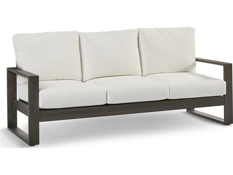 South Sea Rattan Ryan Aluminum Sofa