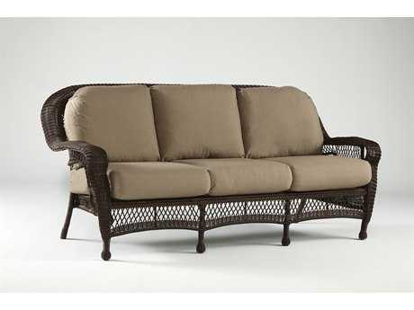 South Sea Rattan Montego Bay Wicker Cushion Sofa