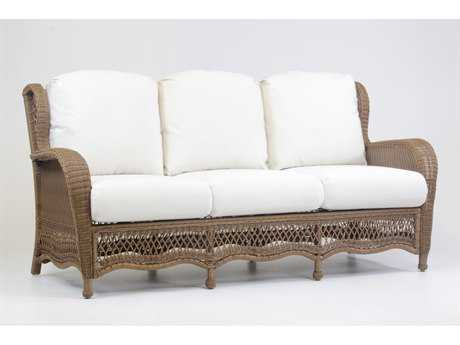 South Sea Rattan Riviera Wicker Sofa