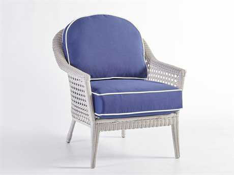 South Sea Rattan Monaco Wicker Lounge Chair