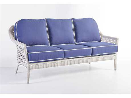 South Sea Rattan Wicker Sofa