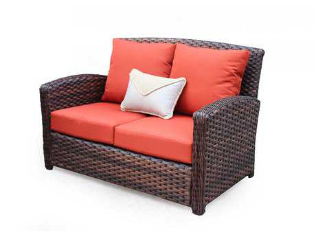 South Sea Rattan Huntington Loveseat