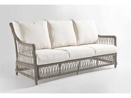 South Sea Rattan Westbay Wicker Sofa