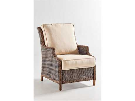 South Sea Rattan Barrington Wicker Chair