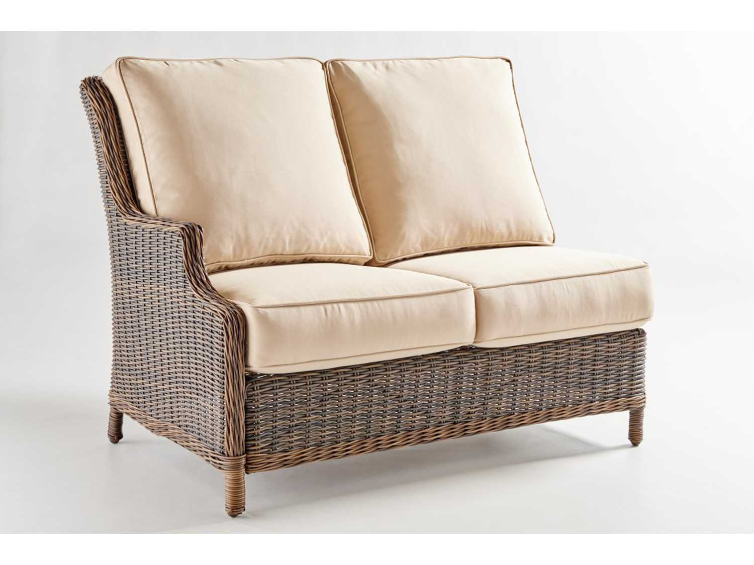barrington chat The barrington collection defines classic design made for today shapely arms, winged backs and rich, chestnut synthetic wicker is expertly woven over durable aluminum framing this timeless collection features conventional seating and sectional options, plus the dining chat table to combine lounging and dining.