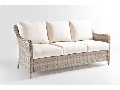 South Sea Rattan Patio Done Quick Mayfair Wicker Sofa