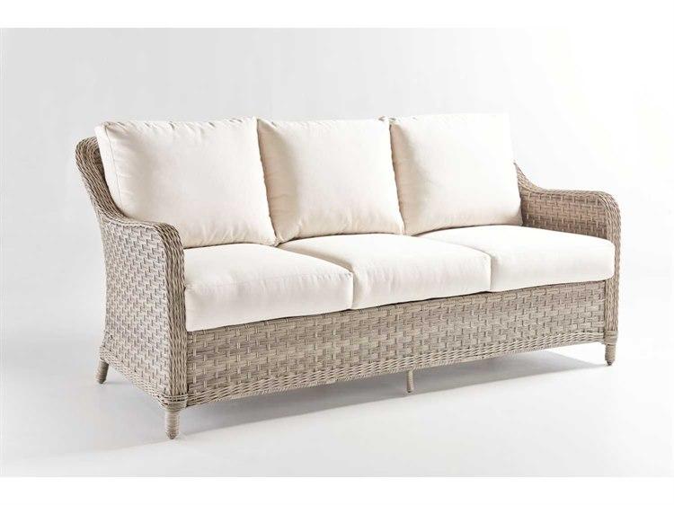South Sea Rattan Mayfair Wicker Sofa