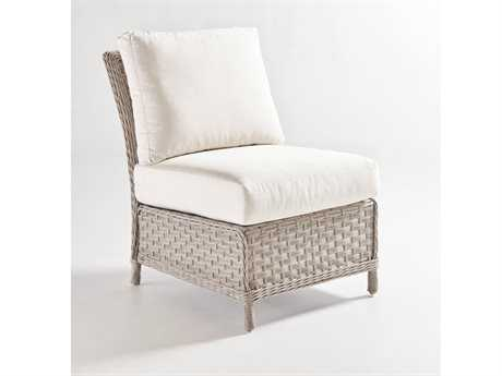 South Sea Rattan Mayfair Wicker Armless