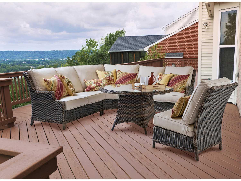 south sea rattan barrington wicker lounge set barrloungeset2. Black Bedroom Furniture Sets. Home Design Ideas