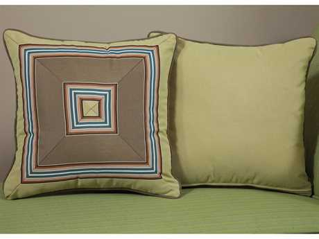 South Sea Rattan Pillow Talk Medium Wild Thing Pillow SRPT14M