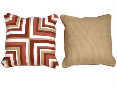 South Sea Rattan Pillow Talk Medium Mandarin Pillow