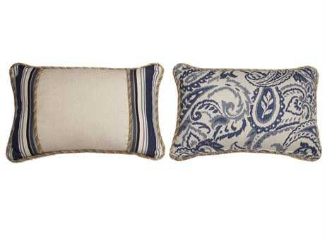 South Sea Rattan Pillow Talk Small Neptune Pillow