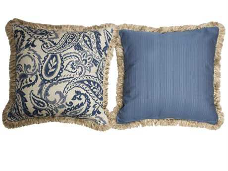 South Sea Rattan Pillow Talk Large Neptune Pillow