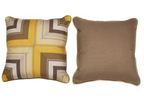 South Sea Rattan Pillow Talk Medium Sunshine Pillow SRPT23M