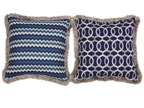 South Sea Rattan Pillow Talk Large Bondi Pillow