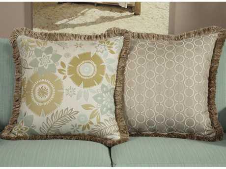 South Sea Rattan Pillow Talk Large Aries Pillow SRPT6L