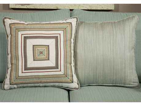 South Sea Rattan Pillow Talk Medium Aries Pillow SRPT6M