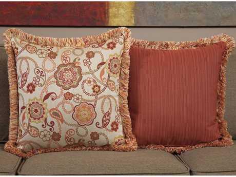 South Sea Rattan Pillow Talk Large Fiesta Pillow SRPT7L