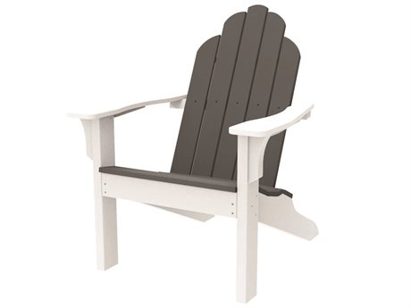 Seaside Casual Classic Adirondack Recycled Plastic Chair