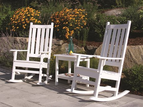 Seaside Casual Complementary Pieces Recycled Plastic Lounge Set