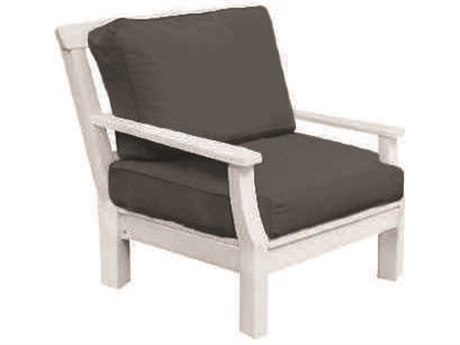 Seaside Casual The Nantucket Recycled Plastic Lounge Chair