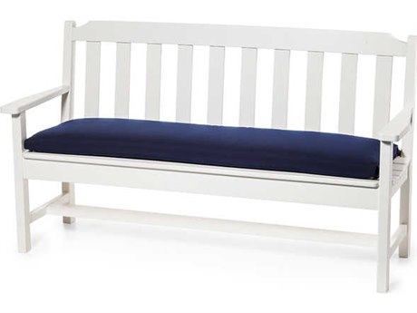 Seaside Casual Complementary Pieces Recycled Plastic Newport 5ft. Bench