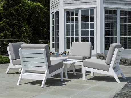 Seaside Casual The Dex Recycled Plastic Cushion Lounge Set