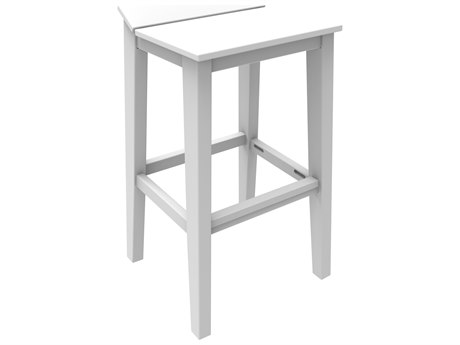 Seaside Casual Sym Recycled Plastic Bar Stool