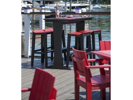 Seaside Casual Sym Recycled Plastic Bar Set