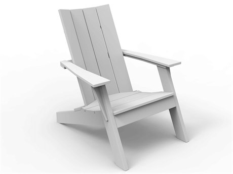 Seaside Casual The Mad Recycled Plastic Adirondack Chair
