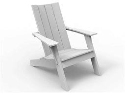 Seaside Casual Mad Recycled Plastic Adirondack Chair