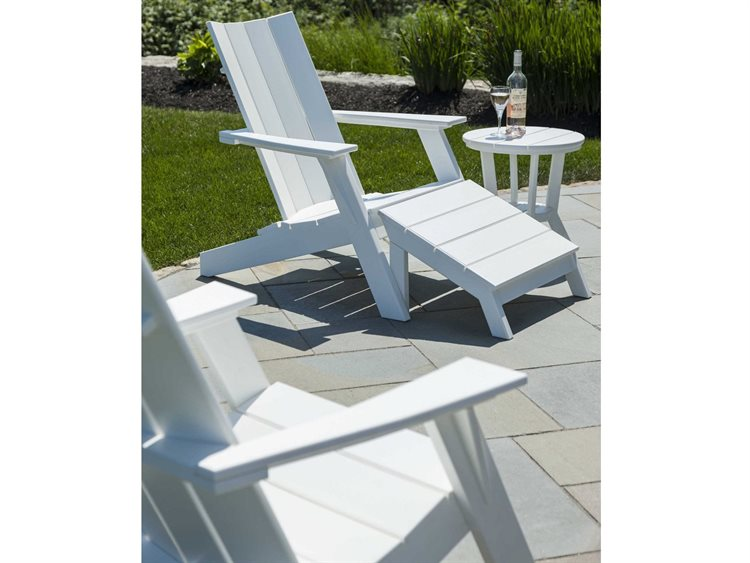 Seaside Casual Mad Recycled Plastic Lounge Set PatioLiving
